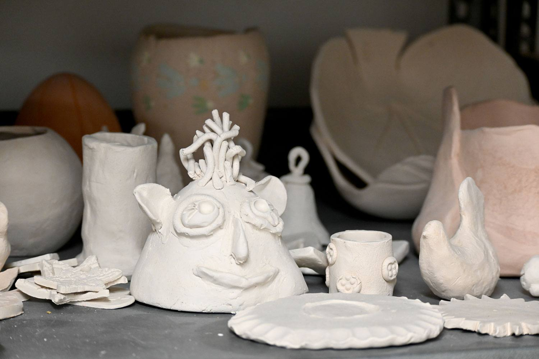 Keramikbude © Katharina Pfuhl